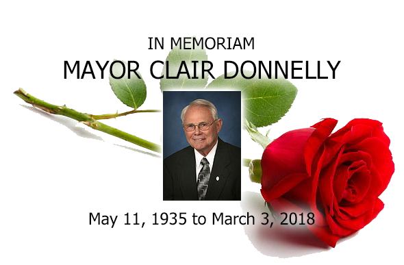 Clair Donnelly Memoria